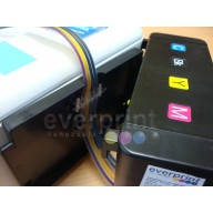 Sistema de Tinta + Servicio de Instalación para Impresora Hp modelos K8600 L7590 K540 Cartucho o Consumible N° 88. Previa Cita