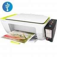 Impresora Multifuncional Hp 2135 con Sistema Tinta Continua 3G (Instalado)