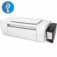 Impresora HP 1115 con Sistema de Tinta Continua Universal (Instalado)