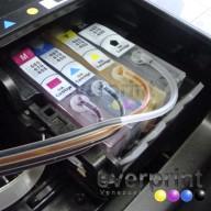 Sistema de Tinta + Servicio de Instalación HP cartucho 920. Previa Cita