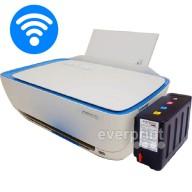 Impresora Multifuncional Hp 3635 con Sistema Tinta Continua 3G (Instalado)